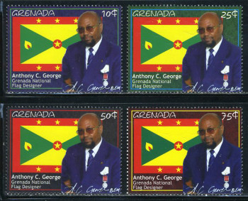 anthony-c-george-grenada-commemorative-stamps